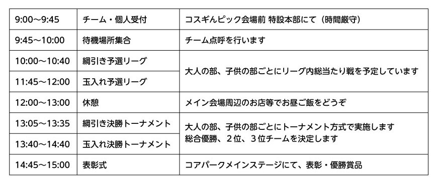 kosugimpic2016_schedule